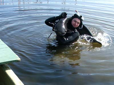 Азбука Подводной Лагутин Охоты